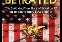 SEAL TEAM COVER UP / The unheard stories - true stories of what happened that no one told, from the families who suffered through them. / by Fern Johnston