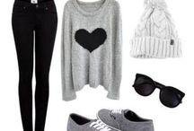 Fashion / Outfits and inspiration