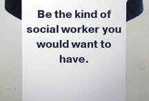 Social work :) / by B. Scott