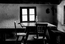 Fotografie Schwarz-Weiß / Schwarz-Weiße Fotos mit sehr hohen Kontrast