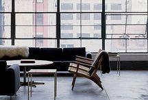 City Living :: Loft Style / #loftliving #lofts #openspace / by Cortney Jackson