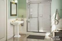 Bath Fitter Shower Remodel