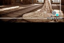 Nancy de alba / Vestidos de novia