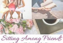 Sitting Among Friends Blog Party / Sitting Among Friends Blog Party Opens Wednesdays @ www.jaimewiebel.com  A collaboration of amazing bloggers. Together we want to Seek the Heart of God!   Only add pins from your own posts you have personally added to this blog party! For other pins please join me at one of my other boards! Share the community love and re-pin posts from this board!