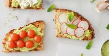 snacks ▽ / Snack ideas that are easy to prepare and so tasteful.