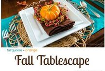 Fall DIY, Crafts, & Recipes / Fall and Thanksgiving Decorating, DIY, Crafts, and Recipes