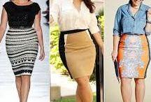 Famme Fatale plus / Look plus size