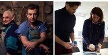 Les EPV et Créative France / En mars 2017, a été lancée la campagne #CréativeFrance de Business France sur le Label Entreprise du Patrimoine Vivant. Voici le reportage photos sur les #EPV, avec des photos d'ateliers chez Manufacture de Tapis de Bourgogne, Franck Benito, Lamellux et Rinck.