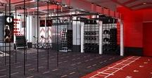 zynk Past, Present and Future / Past and present #gym #design