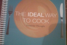 The IDEAL Way to Cook / The Ideal Way to Cook, Food for Thought, first edition sold out.  Aside from great recipes, this unique book features facts about disabilities, heartwarming stories from educators, families and caregivers about what it is like to love and work with someone with a disability.  28 poets from the IDEAL Poetry Contest are featured.  What a gift for these poets to be included in a Pearson Canada published book.