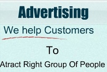 Advertising / Cost-Effective Way to Get New Customers. Sign Up Today!  Aaronshara.com / by Aaron and Shara