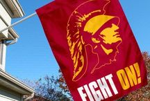 USC Trojan Mom / My love for the University of Southern California.  Fight on! / by Kat Schell