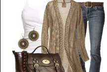 Fashion ideas / If I had clothes like these, I would actually take the time to look FAB EVERY DAY!  ;)