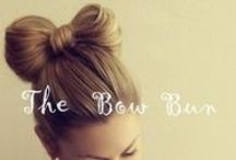 ~Life's too short to have boring hair~ / Er was iets in haar haren, 't is moeilijk te verklaren #hairupdo