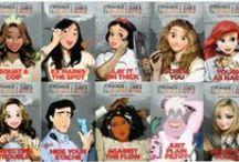 RedesignedDisney / Twisted Disney.