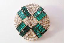 Vintage Designer Jewelry / https://www.etsy.com/shop/EclecticVintager?ref=si_shop  Vintage Jewelry Signed or Verified Designer