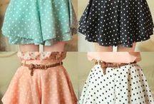 Skirts / by Brooke Carroll