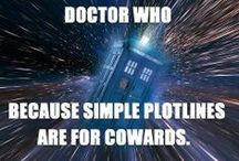 Doctor Who Party!