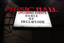 IDEAL WAY Events / The Dance of Inclusion was a first for many to co-mingle with persons with disabilities.