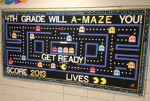 Bulletin Board Resources / by Sheri