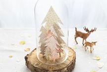 Christmas / Recettes, déco pour le sapin, pour la table . . . Tout ce qu'il faut pour passer un bon noël . . . make it a december to remember :)