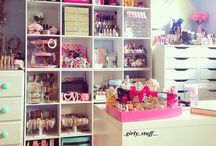 Makeup Storage❤️ / Insperation for every girls makeup obsession❤️
