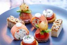 L'Apéro / Recettes pour apéro, recettes apéritives, idées cocktail, inspirations pour apéro dînatoire. Des réductions en forme d'étoiles, de fleurs, de sapin de noël mais aussi des recettes plus classiques . . .