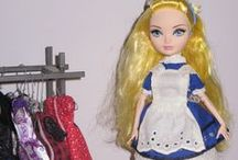 Doll clothes by Rhiannon / Ever After High and Monster High doll clothes.