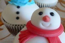 Kids traktaties / Sneeuwpop