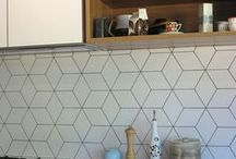 Kitchen Splashbacks & Tiling