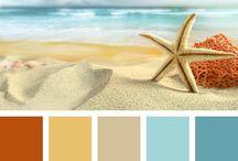 Paleta de colores / Selección de colores