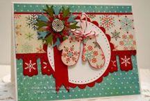 Tarjetas de navidad / Ideas para trabajar tarjetas de navidad