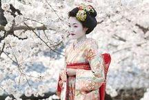 Japán kimonó