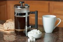 FP Coffee Maker® / FP Coffee Maker® French Presses are exactly what you need in coffee presses, from consistently delicious, ground-free coffee to well-made, reliable parts. Not only are our products built to last, they are designed with style and elegance.