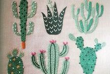 CRAFTS : Embroidered