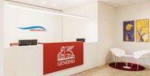 Generali Selvazzano / Office Interior Design - nostra realizzazione