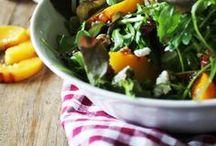 Proeven met Liefde - Salades / De recepten van deze salades vind je terug op www.proevenmetliefde.nl