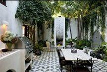 ♥ Outdoor Decor / Decoración de terrazas, jardines y espacios exteriores que nos inspiran!
