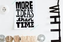 Creatief! / Inspiratie om creatief te blijven!