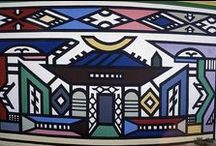 AFRICAN MASAI/NEDEBELE TRIBAL INSPO