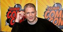Wentworth Miller / British-American. Just perfectly beautiful.