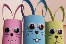 Spring Crafts Preschool