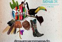 #solovely folk. Benicasim / Próximo #solovely market, en Benicasim. Mercado dedicado a los aires folk, coachella, bohochic, barbas, hispters, vintage, buen rollo, buena música...