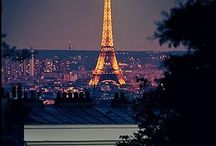 Paris, New York,e ......