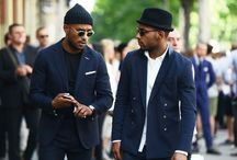 Men and Men's wear
