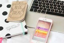 Blog Content / The place to go for blog post ideas when you are in a slump and need some blogging inspiration. Lists put together from your favorite bloggers!