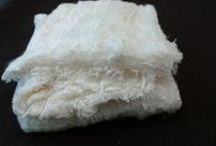 Silk Fibre for dyeing / Natural silk fibre for dyeing spinning felting needle felting textiles https://www.etsy.com/au/shop/feltfibrecraft