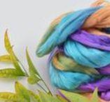Mulberry Silk hand dyed silk fibre / Hand dyed silk fibre for carding felting blending needle felting https://www.etsy.com/au/shop/feltfibrecraft