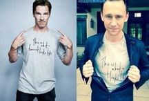HiddlesBatch / The two most beautiful men in the universe  / by Queen Gabriarty