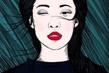 My Digital Arts / My sketchbook of digital artworks made in Photoshop CS